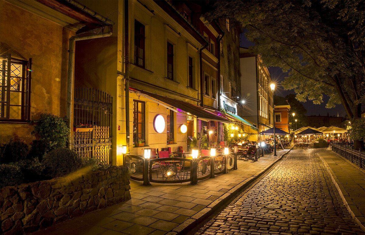Noc w Krakowie – Romantyczny pobyt dla Dwojga
