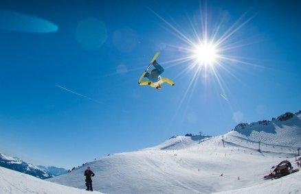 Snowboarding - nauka jazdy na desce