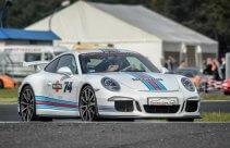 Jazda Porsche 911 (991)