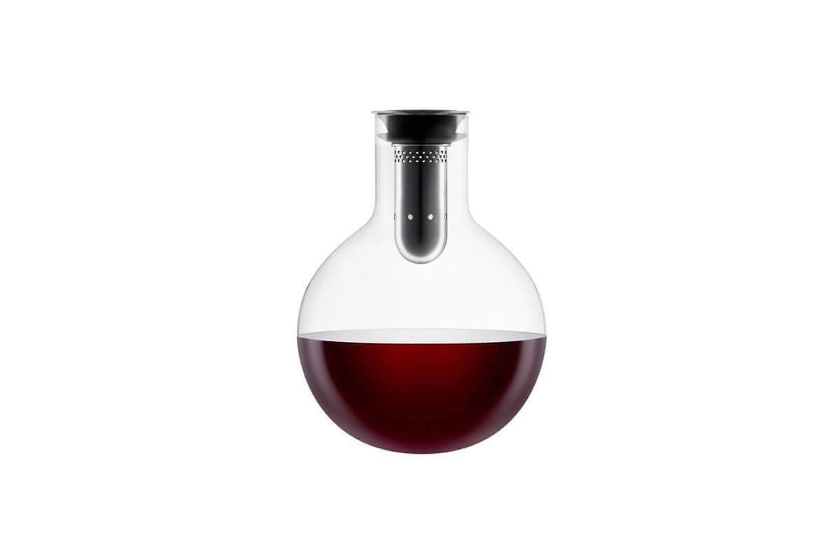 Karafka napowietrzająca do wina - Eva Solo
