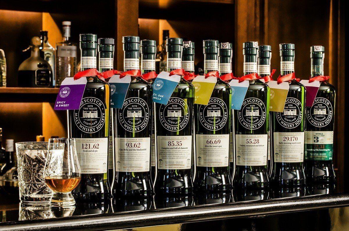 Whisky - degustowanie