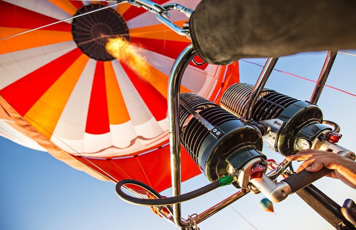 Balon - lot widokowy dla 1 osoby