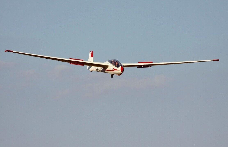 Lot szybowcem - Dolny Śląsk