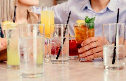 Drinki - szkolenie z robienia koktajli