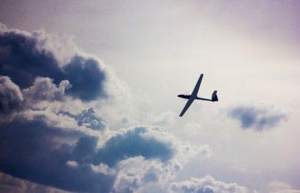 Lot szybowcem w Nowym Targu