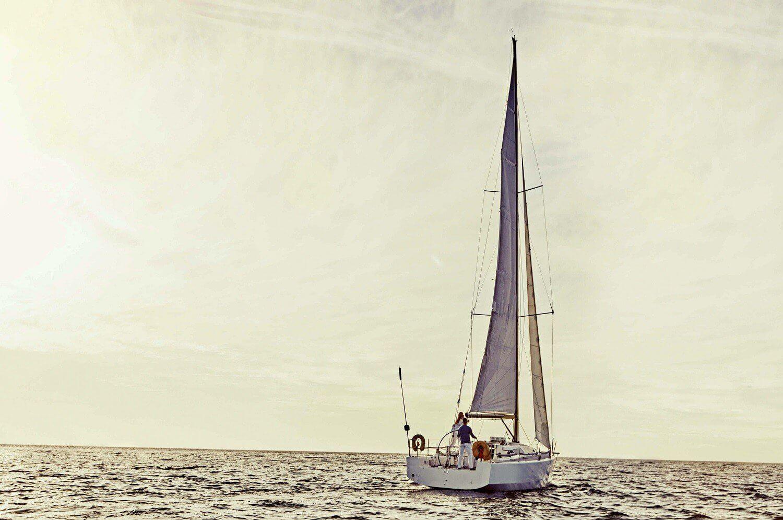 Rejs żeglarski dkla 2 osób - Bałtyk