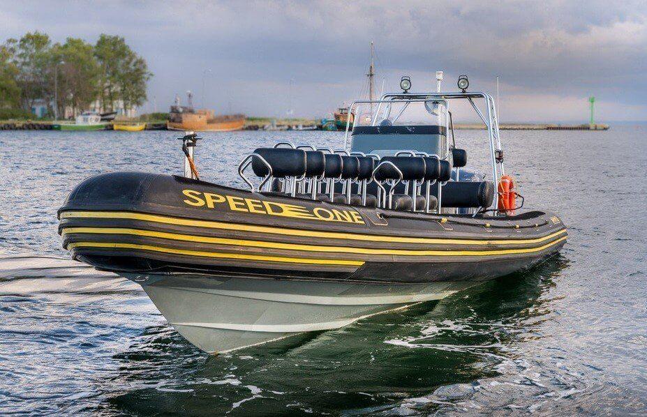 Rejs łodzią motorową - Gdańsk