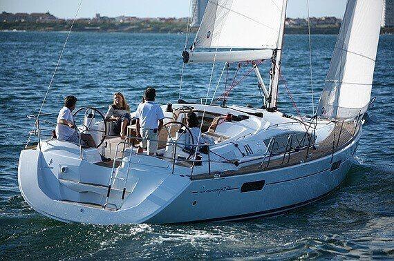 Rejs z nauką żeglowania po Bałtyku dla 11 osób