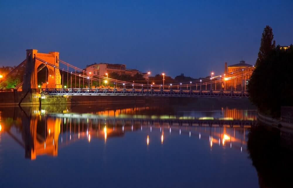 Romantyczny rejs z kolacją - Wrocław