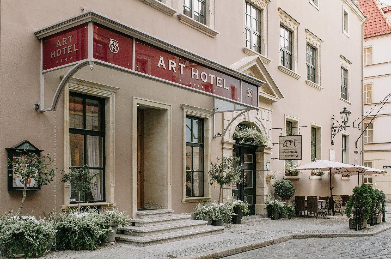 Art Hotel weekend dla pary