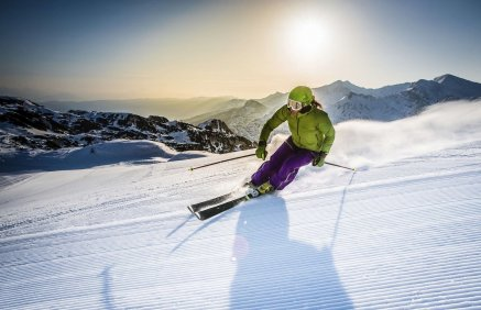 Szkolenie z jazdy na nartach