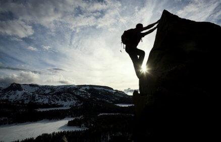 Wspinaczka - dzień w skałkach dla 4 osób