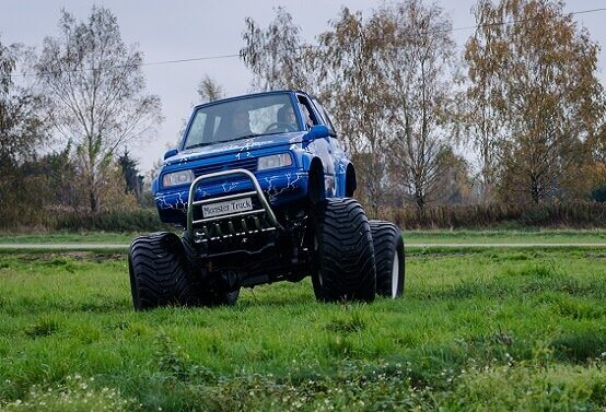 Mini Monster Truck – dla dzieci