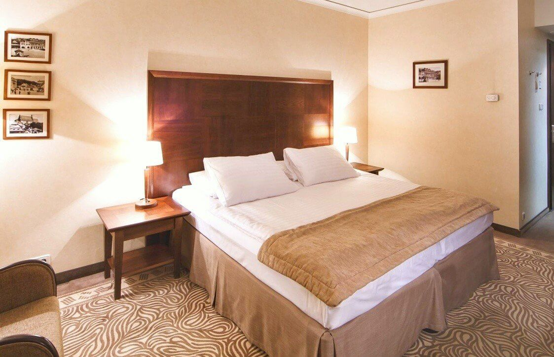 Hotel Król Kazimierz pokój