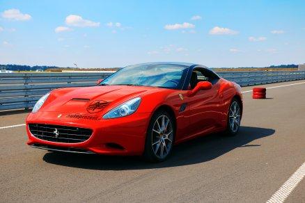 Ferrari California - jazda z kierowcą wyścigowym