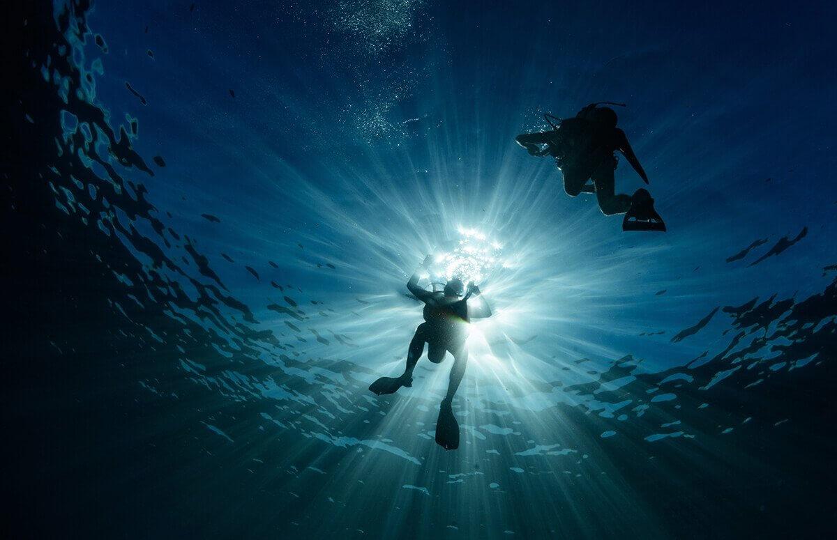 Kurs nurkowania Open Water Diver