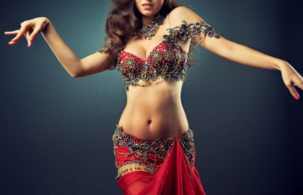 Taniec brzucha - nauka