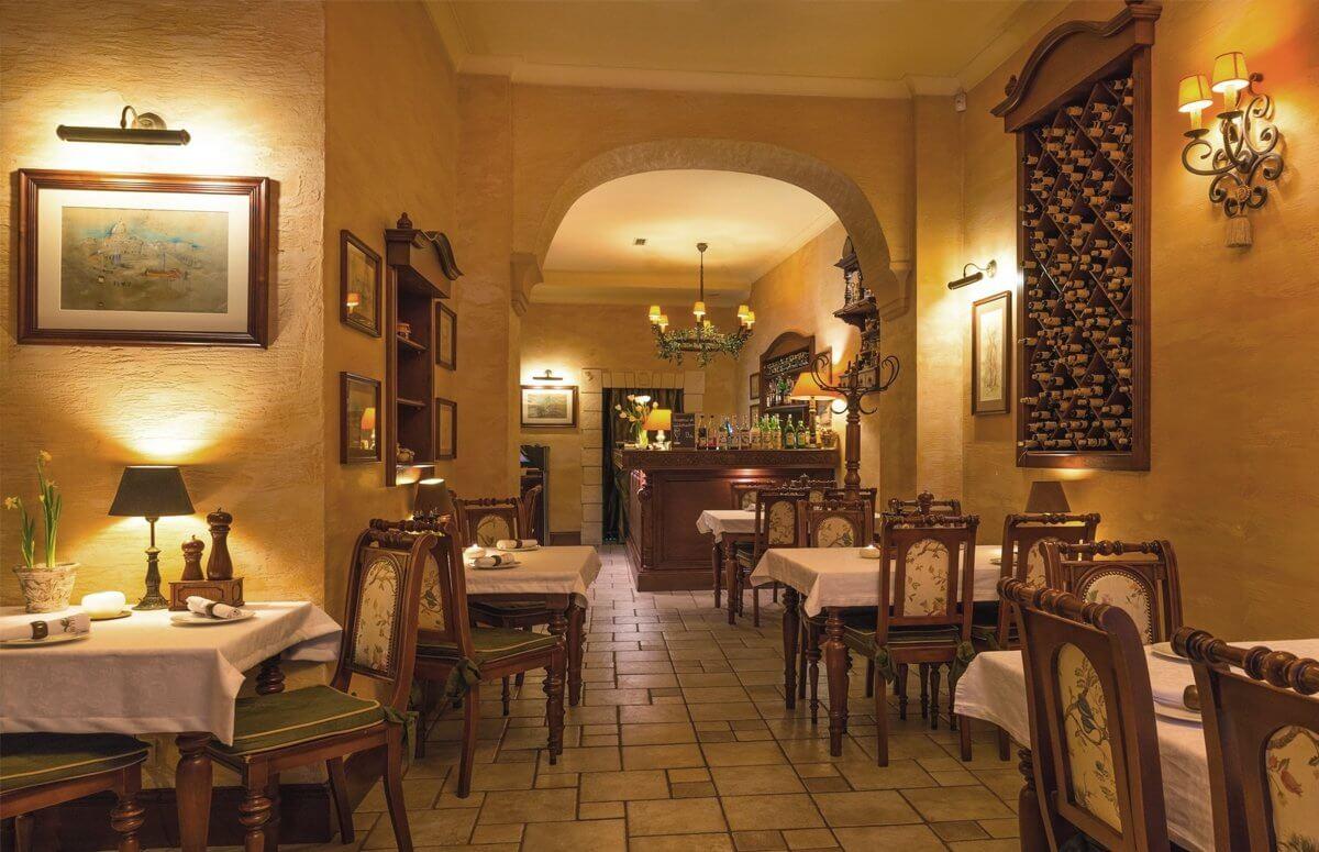 Kolacja dla Dwojga we włoskiej restauracji w Poznaniu - voucher prezentowy