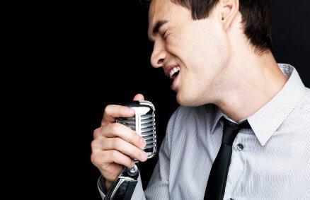 Profesjonalna lekcja śpiewu