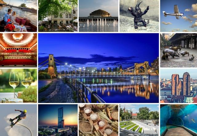 Co robić we Wrocławiu? 15 pomysłów na spędzenie wolnego czasu