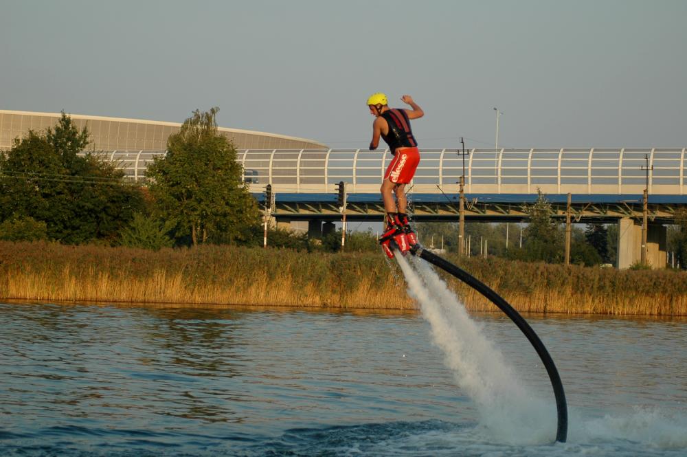Latanie na Flyboardzie Wrocław