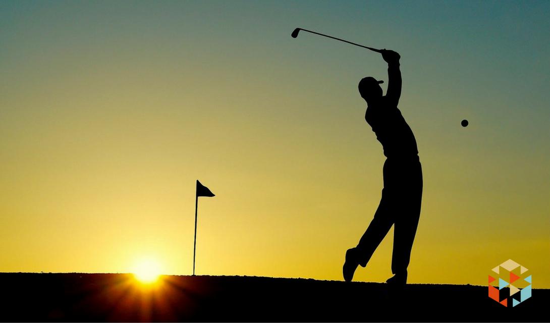 kurs golfa w prezencie na 50 urodziny