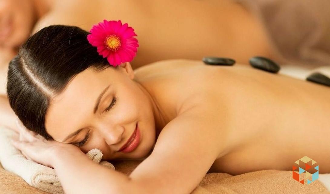 Prezent dla Niej - relaksacyjny masaż