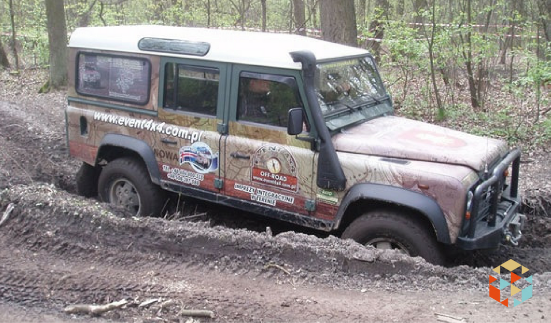 Jazda off-road po bezdrożach Gór Kaczawskich