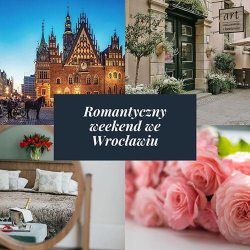 Podróż poślubna - Romantyczny weekend miodowy we Wrocławiu