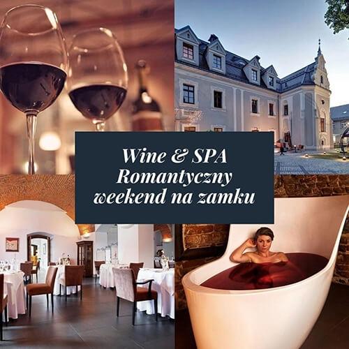 Podróż poślubna - Weekend miodowy na zamku