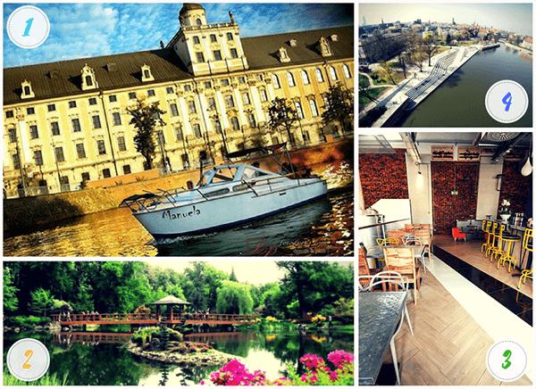 Wroclaw - atrakcje i pomysly na weekend we Wroclawiu
