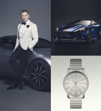 Prezent dla mężczyzny dopasowany do osobowości - James Bond
