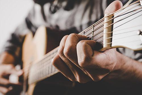 Nauka gry na gitarze w prezencie