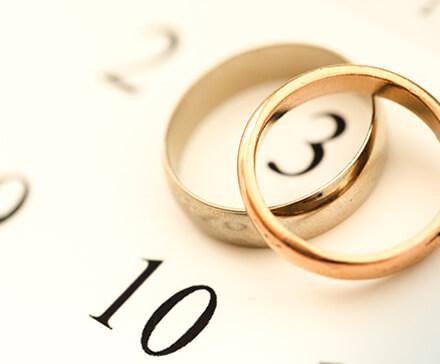 Organizacja ślubu i wesela - obraączki