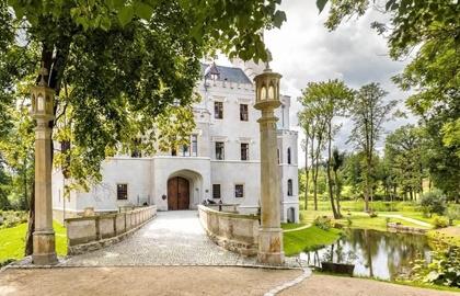 Weekend miodowy na zamku w Karkonoszach
