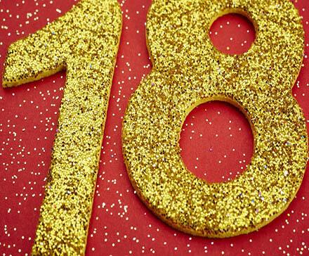 18 pomysłów na 18