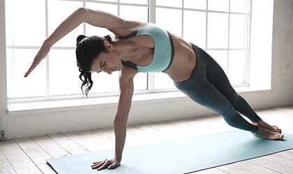 Joga - pomysł na kobiece hobby
