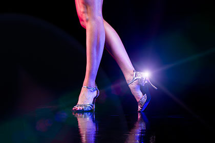 leksja tanca kobieta