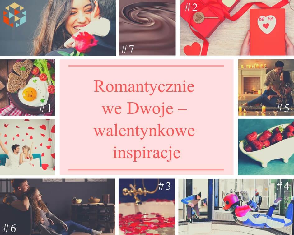 Pomysły na Walentynki we dwoje - kolaż zdjęć