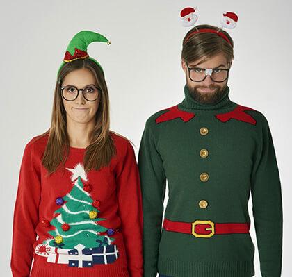 Śmieszne prezenty na święta?