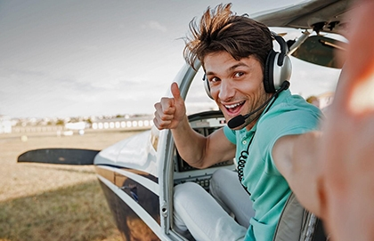 Szkolenie lotbucze - pomysł na prezebt gwiazdkowy dla mężczyzny