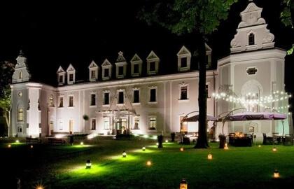 Podróż poślubna - pomysły - Zamek w Lublińcu