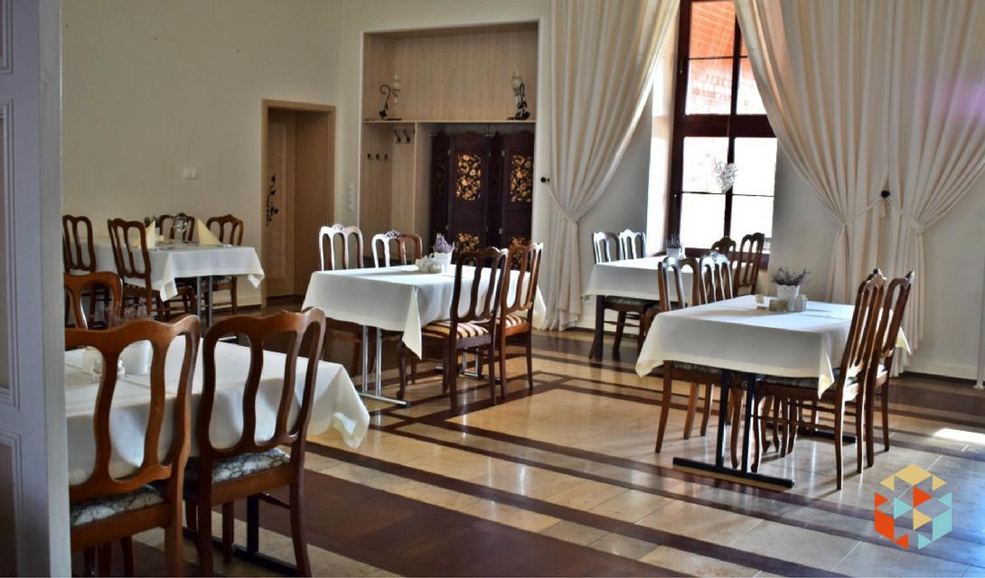 Restauracja w Winnicy Jaworek