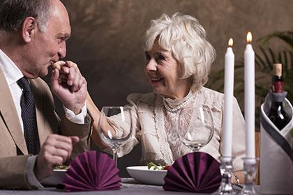 Wspólny prezent dla rodziców kolacja w restauracji